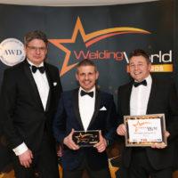 EWM gewinnt bei den Welding World Awards