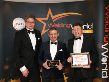 EWM gewinnt bei den Welding World Awards