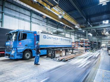 Günther + Schramm GmbH </br> Systemdienstleister als strategische Partner der verarbeitenden Industrie