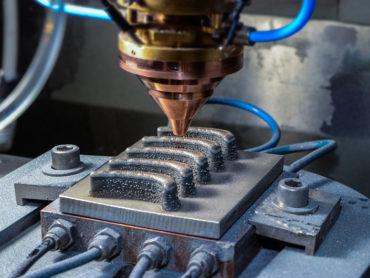 Mit KI neue Werkstoffe für den Metall-3D-Druck finden