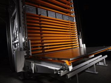 Kasto: Vollautomatisch aus dem Lager auf die Maschine