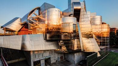 Frank O. Gehry und Edelstahl Rostfrei